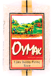 Lüks Baldo Pirinç